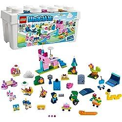 LEGO Unikitty - Scatola di Mattoncini Creativi Unikingdom, Multicolore, 41455
