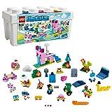 LEGO - Caja de Ladrillos creativos del Unirreino Unikitty PT Juego de construcción, (41455)