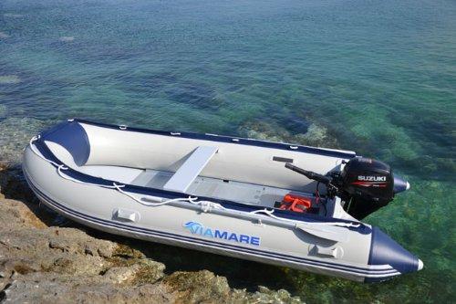 Schlauchboot VIAMARE 380 Alu