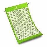 Akupressur-Set »Jimuta« / Tasche + Matte + Kissen / Akupressur- und Massagematte zur effektiven Lockerung und Lösung von Verspannungen / grün - 3
