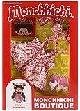 Sekiguchi 254700 - Monchhichi Boutique A1 geblümtes Kleid
