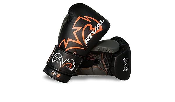 Rival Boxhandschuhe Rs11v Evolution Workout Sparring Trainingshandschuhe Schwarz