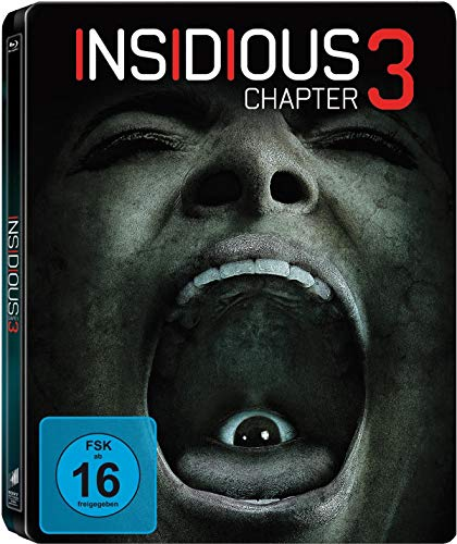 Insidious: Chapter 3 - Steelbook [Blu-ray]