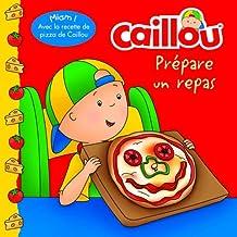 Caillou Prépare Un Repas / Caillou Makes a Meal