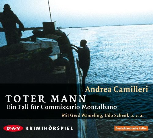 Andrea Camilleri Toter Mann Hörbücher Büchertreffde