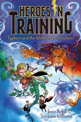 [ TYPHON AND THE WINDS OF DESTRUCTION By Holub, Joan ( Author ) Hardcover Dec-03-2013