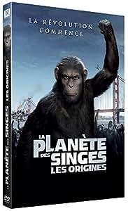La Planète des Singes : Les origines [DVD]