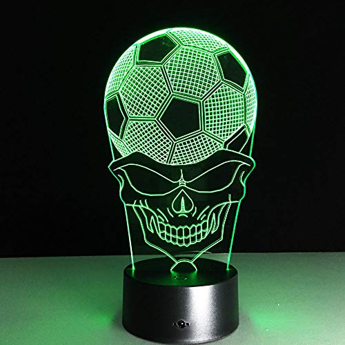 7 farben 3d illusion lampe dortmund fußball bunte nachtlichter reus 3d visuelle lichter schreibtisch touch switch fußball lampe fußballfans geschenke usb wiederaufladbare office home club party deco