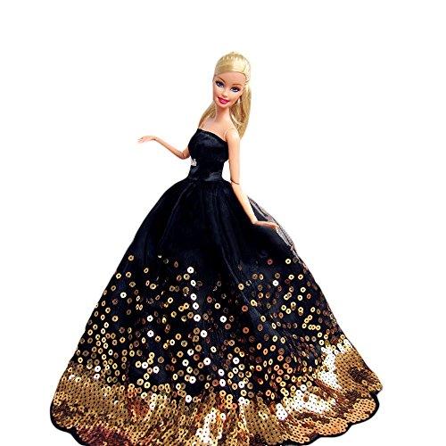 wayinr-magnifique-robe-de-soiree-a-la-main-avec-paillettes-pour-la-poupee-barbie-noir