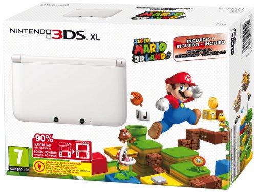 Imagen principal de Nintendo 3DS - Consola XL - Color Blanco - Incluye Super Mario 3D Land