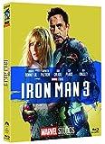 Locandina Iron Man 3 10° Anniversario Marvel Studios (Blu Ray)