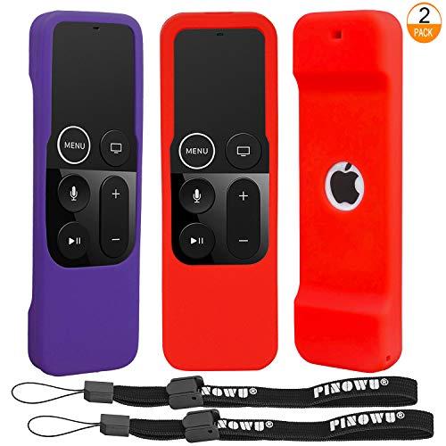 Pinowu Funda silicona delgada 2pcs compatible Apple
