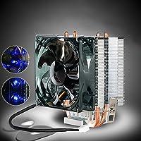 Ventilador estupendo Super silencioso de la computadora de Escritorio de la Fan de la Fan de la CPU del radiador