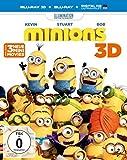 Minions (+ Blu-ray) Blu-ray 3D
