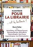manifeste pour la librairie et les lecteurs