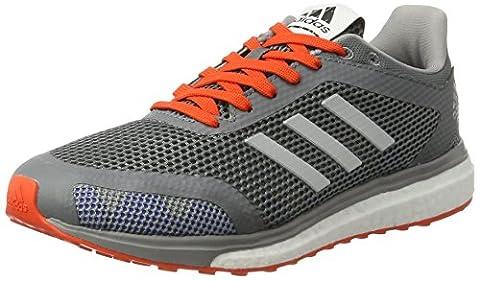 Adidas Herren Response Plus Laufschuhe, Mehrfarbig (Visgre/Silvmt/Energy), 46