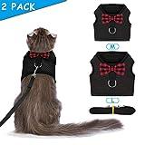 Best Cat Harnesses - Bojafa Cat Harness and Leash Set (2 Pack) Review