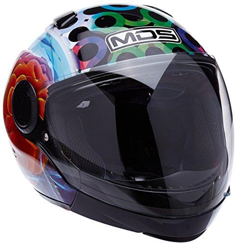 AGV 4052A2E0 casco MOTO Sunjet MDS E2205 Multi, multicolore, L