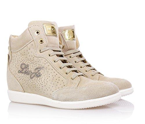 LIU JO - Sneaker beige, Bambina Avorio