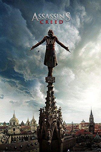 """Assassins Creed """"Spire"""" Maxi Poster, multicolore"""