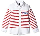 #4: United Colors of Benetton Baby Boys' Shirt (16P5POPC0234I902_Red_0Y)