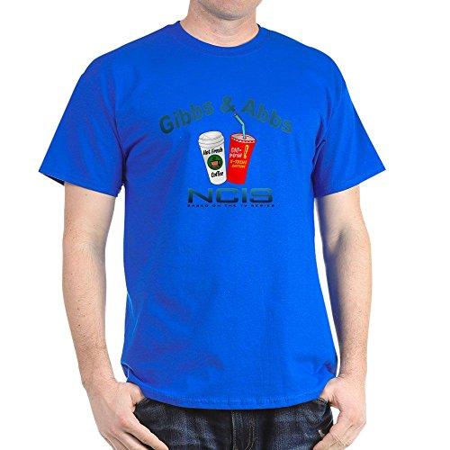 CafePress Gibbs & Abbs T-Shirt - 100% Cotton T-Shirt
