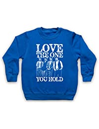 Inspired by Mumford & Sons Lover Of The Light Unofficial Kids Sweatshirt
