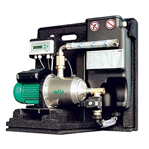 Wilo - Récupérateur d'eau de pluie - Station Récupération Eau de Pluie WILO-RainSystem AF 11 Comfort MC305