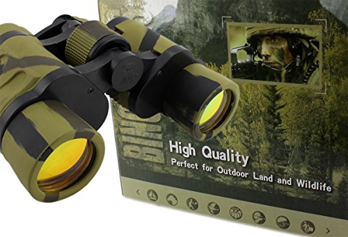 Binoculars U.S. Camo GYD Fernglas Feldstecher 8x40 Com inkl. Tragetasche