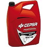 CEPSA 540893073 Transmission EP 85W140 Huile Minérale pour Transmissions et Boîtes Manuelles, 5 L