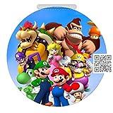 Tortenaufleger Tortenfoto Aufleger Foto Bild Super Mario Bros rund ca.