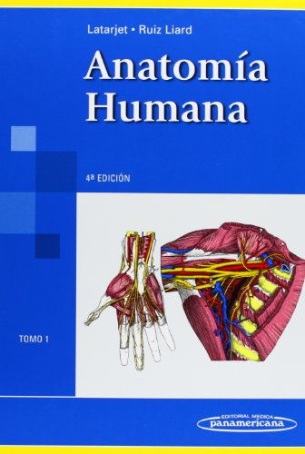 Anatomia Humana 2 Tomos Con CD 4b0 Edicion