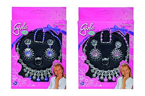 Simba 105560047-Steffi Love Girls Princesa Joyas, de 2Surtidos
