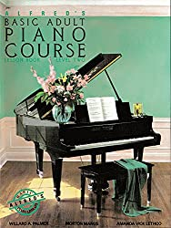 Alfred's Basic Adult Piano Course Lesson Book Level Two (Alfred's Basic Adult Piano Course)