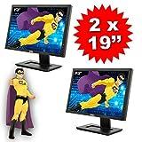 Dell Pack Dual Bildschirm 2X Bildschirm 19