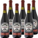 Sangue di Giuda dell' Oltrepò Pavese Doc | Cantine Montagna | Vino Rosso Dolce | Confezione da 6 Bottiglie da 75 Cl | Idea Regalo