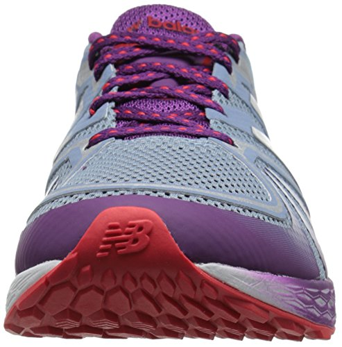 New Balance Wx822 B V2, Chaussures de Fitness Femme Gris (gi2 Grey/purple)