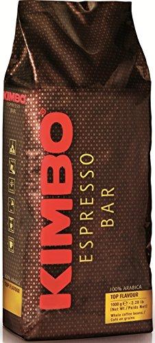 Kimbo Top Flavour, Bohnen - Espresso, 1 kg