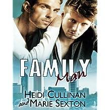Family Man by Heidi Cullinan (2014-03-04)