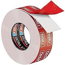 Tesa 55791-00001-00 Powerbond - Cinta de montaje de doble capa (ultrafuerte, 1,5 m x 19 mm)  [producto importado]
