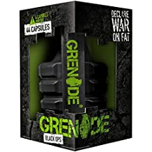 Grenade Black Ops Weight Management Capsules - Pack of 44 Capsules by Grenade