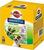 Pedigree Hundesnacks Hundeleckerli, Dentastix Daily Fresh Zahnpflege, 4 Packungen (4 x 440 g)