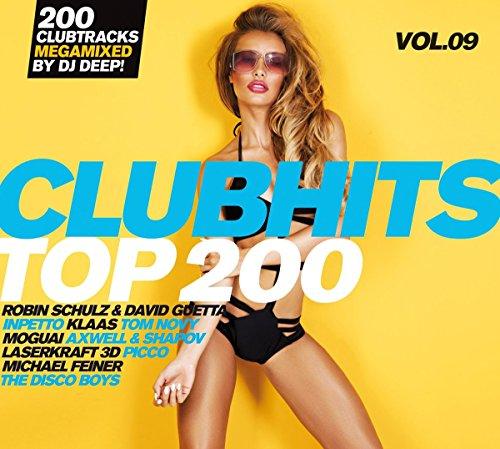 VA - Clubhits Top 200 Vol. 09 - 3CD - FLAC - 2017 - VOLDiES Download