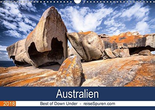 Australien 2018 Best of Down Under (Wandkalender 2018 DIN A3 quer): Australien - bekanntes und unbekanntes Down Under (Monatskalender, 14 Seiten ) ... Orte) [Kalender] [Jul 21, 2014] Bergwitz, Uwe