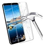 Samsung Galaxy S8 Protection écran, ikalula 3D Couverture Complète Galaxy S8 Film en Verre Trempé Dureté résistant Screen Protection pour Samsung Galaxy S8