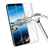 vetro temperato Samsung Galaxy S8 Plus, ikalula 9H Anti Graffi Samsung Galaxy S8 Plus Schermo Ultra Clear anti bolle d' aria Screen Tempered Glass Trasparente Pellicola Protettiva per Galaxy S8 Plus