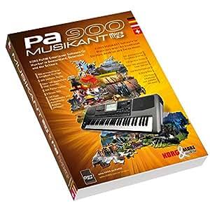 Pa900 Musikant Extension logiciel