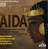 Verdi : Aïda. Tebaldi, Simionato, Bergonzi, Karajan.