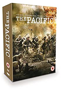The Pacific: The Complete HBO Series [DVD] [2010]