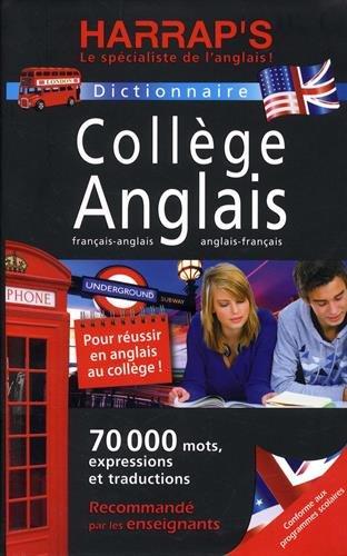 Harrap's collège français-anglais / anglais-français par Collectif
